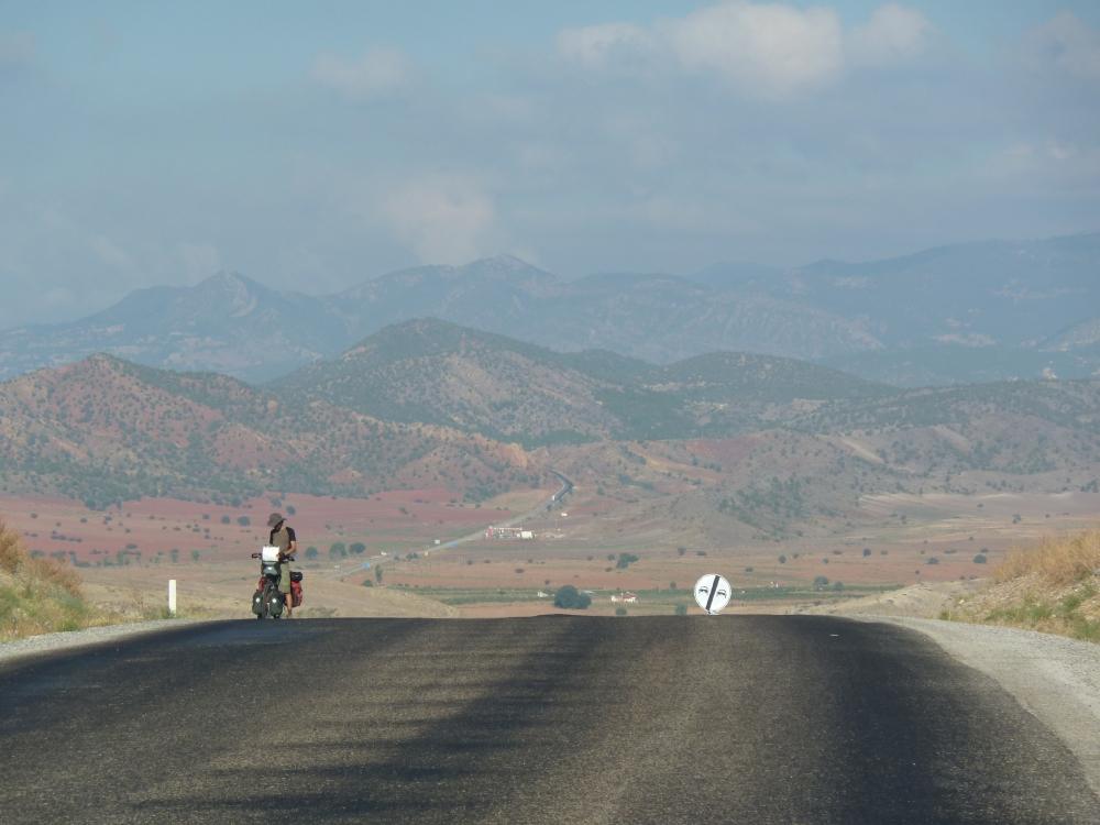 Road Turkey
